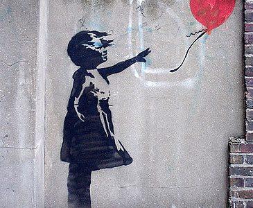 Banksy in the Bin