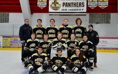 Hockey Team Strives for Strong Season, Despite Small Bench