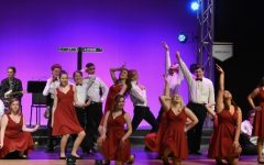 Show Choir ends on a High Note