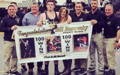 Billy's 100th Win