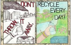Reduce, Reuse, Recycle!