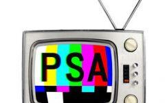 Winning PSAs for English III classes