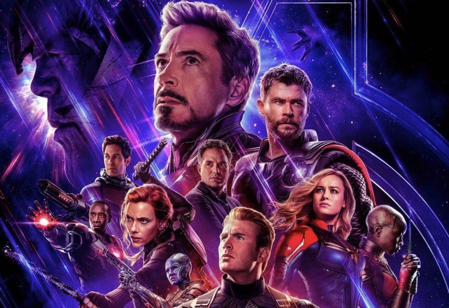 Marvel Studies Avengers: Endgame