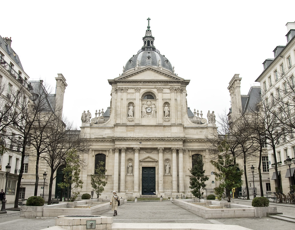 University of Paris-Sorbonne, photo courtesy of Flickr.com