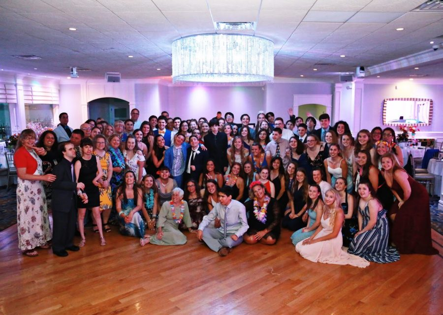 Students Attend the Life Skills Prom