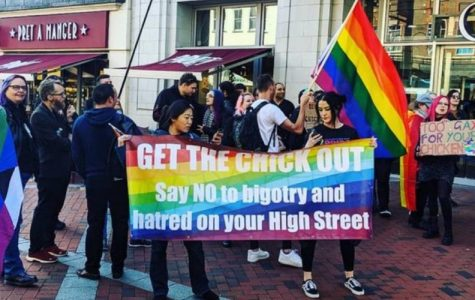 Chik-Fil-A Closes in U.K. After Protests Breakout Following LGBTQ+ Actions