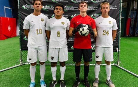 Seniors, Christian D'Amato (10), Mariano Maradiegue (8), Steven Redler (1), William Flaherty (24)
