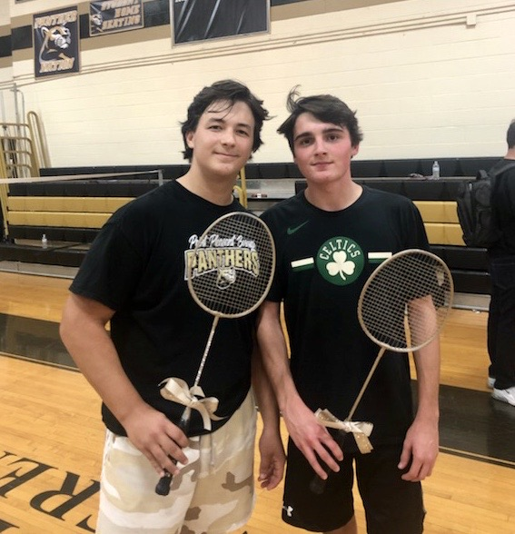 Tournament Champions, Luke Severio and Alex Drucquer