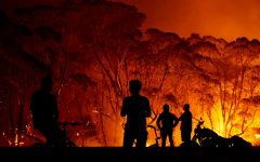 Wildfires cause destruction in Australia