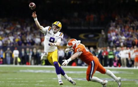 2020 College Football National Championship