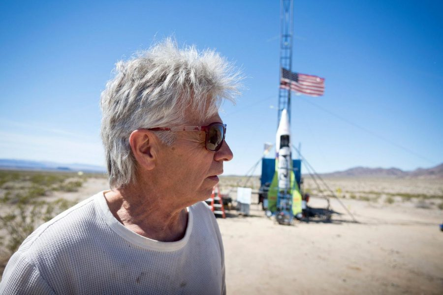 Daredevil 'Mad' Mike Hughes Dies in Homemade Rocket Crash