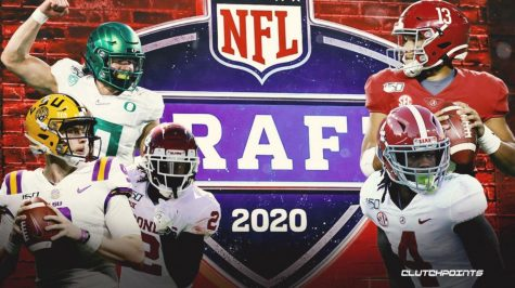 "The ""Virtual"" NFL Draft is Underway"