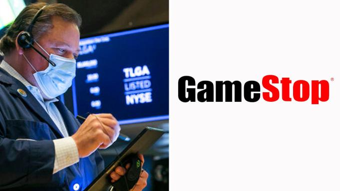 Wall Street was rocked by GameStop stock.