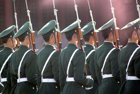 Chinese Military Capabilities On Pace To Surpass U.S.